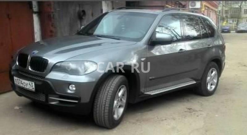 BMW X5, Алушта
