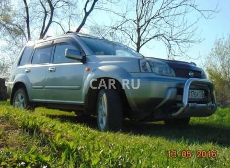 Nissan X-Trail, Арсеньев