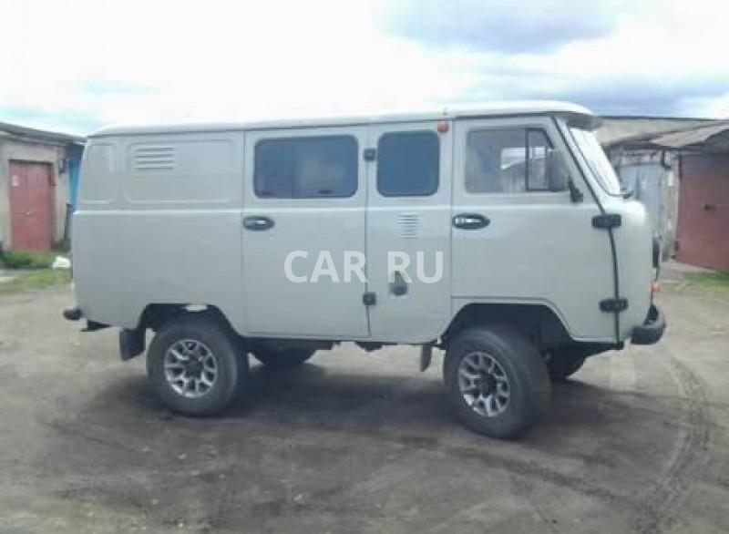 Уаз 390995, Ангарск