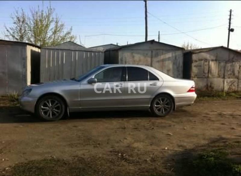 Mercedes S-Class, Барнаул