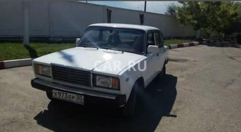 Лада 2107, Астрахань