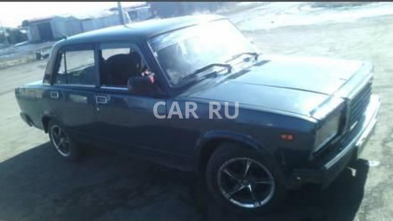 Лада 2107, Барабинск