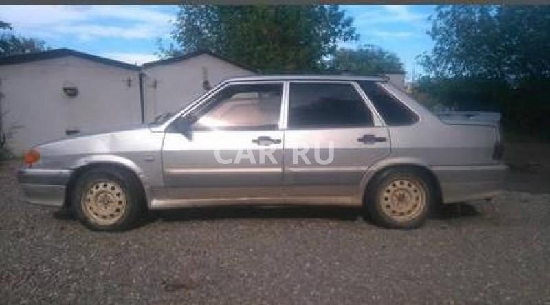 Lada 2115, Астрахань