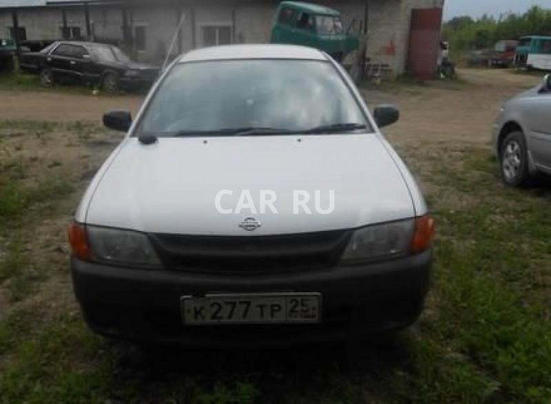 Nissan AD, Арсеньев