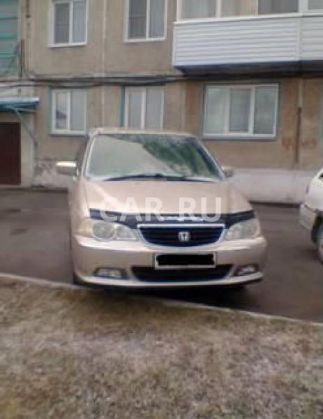 Honda Odyssey, Ачинск