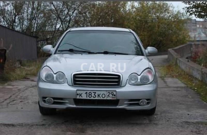 Hyundai Sonata, Архангельск