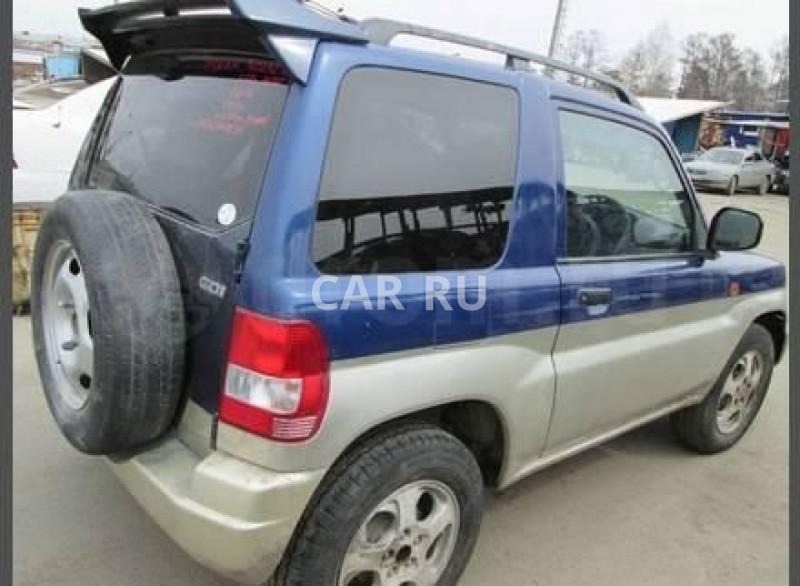 Mitsubishi Pajero Io, Ангарск