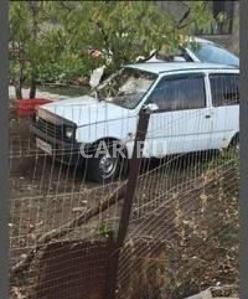 Lada 1111 Ока, Анапа