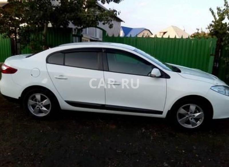 Renault Fluence, Абакан