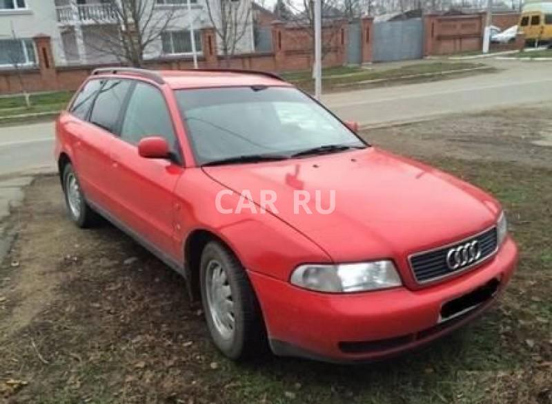 Audi A4, Армавир