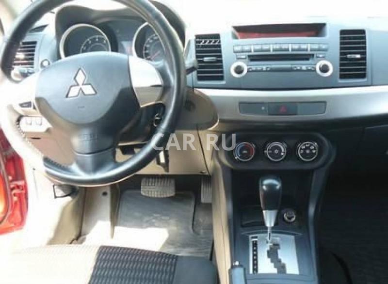 Mitsubishi Lancer, Абакан