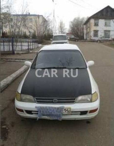 Toyota Corona, Алдан