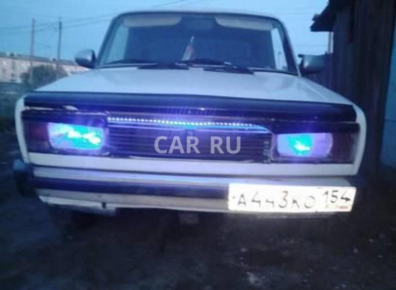 Лада 2105, Барабинск