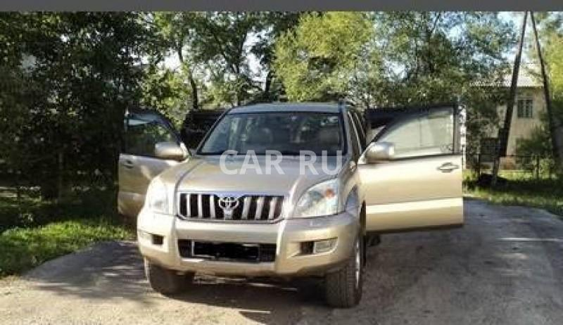 Toyota Land Cruiser Prado, Артём