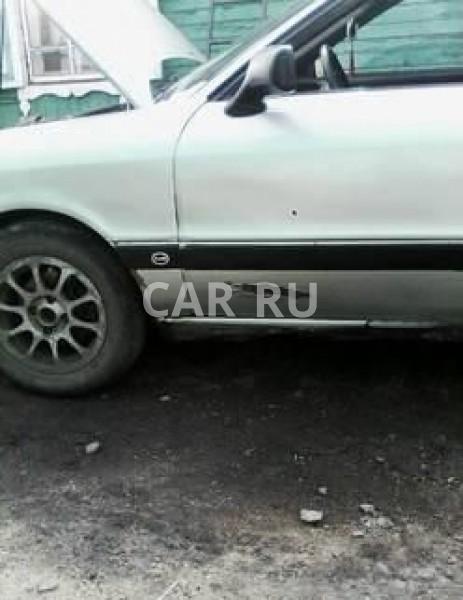 Audi 80, Барабинск