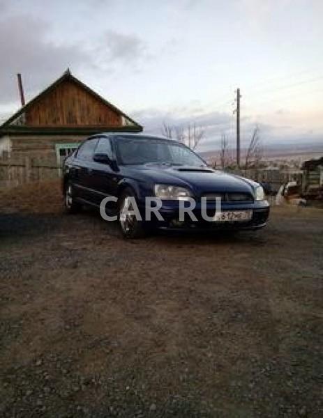 Subaru Legacy B4, Агинское