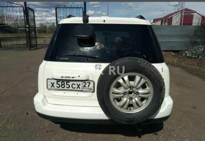 Honda CR-V, Алдан