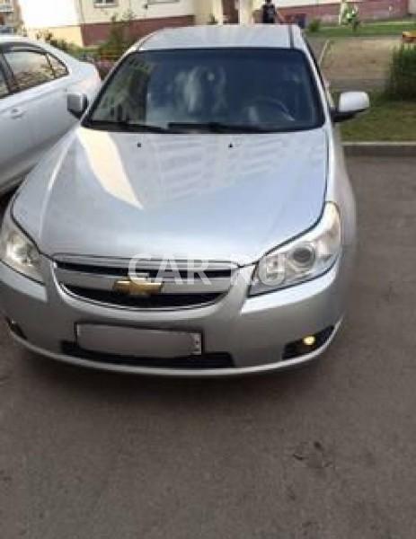 Chevrolet Epica, Анжеро-Судженск