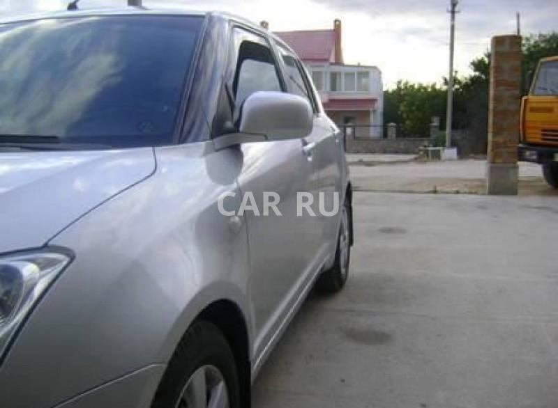 Suzuki Swift, Бахчисарай