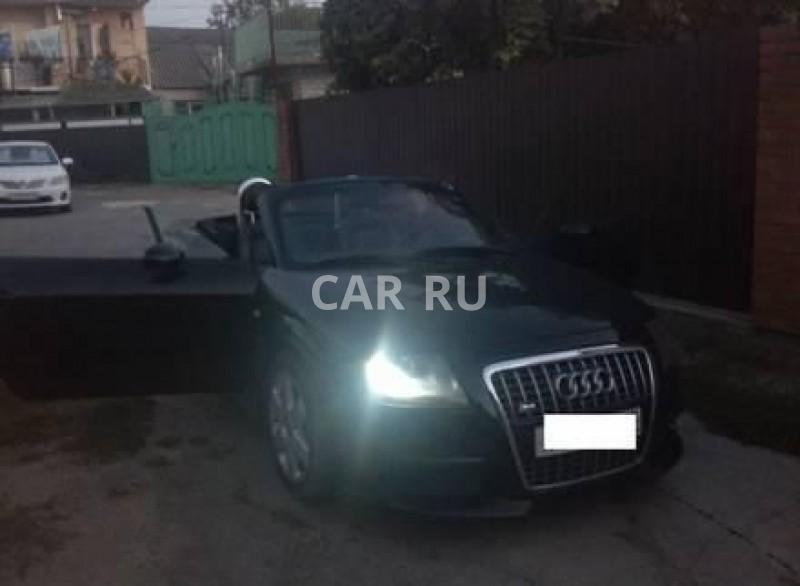 Audi TT, Анапа