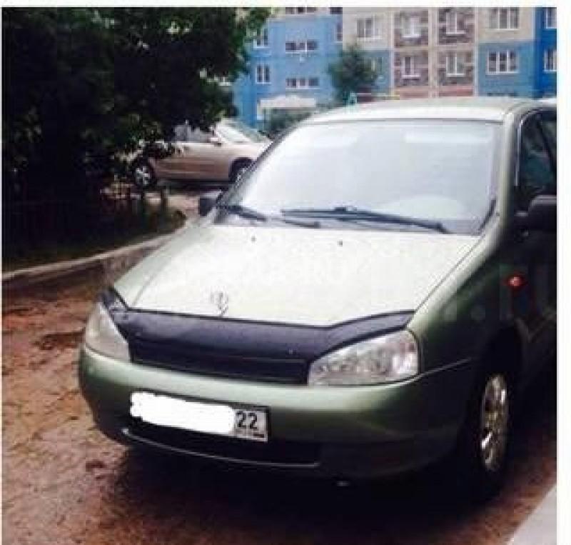 Lada Kalina, Барнаул