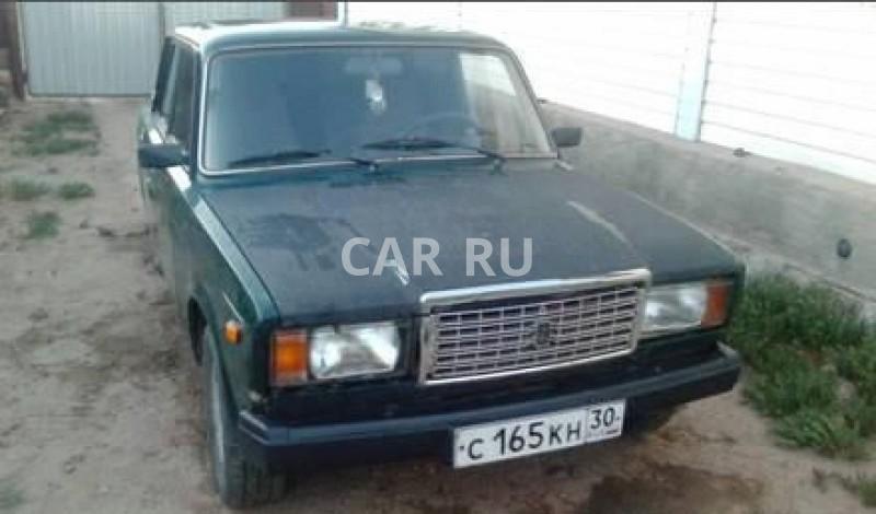 Lada 2107, Астрахань