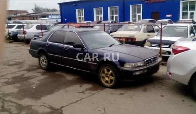 Honda Accord Inspire, Ангарск