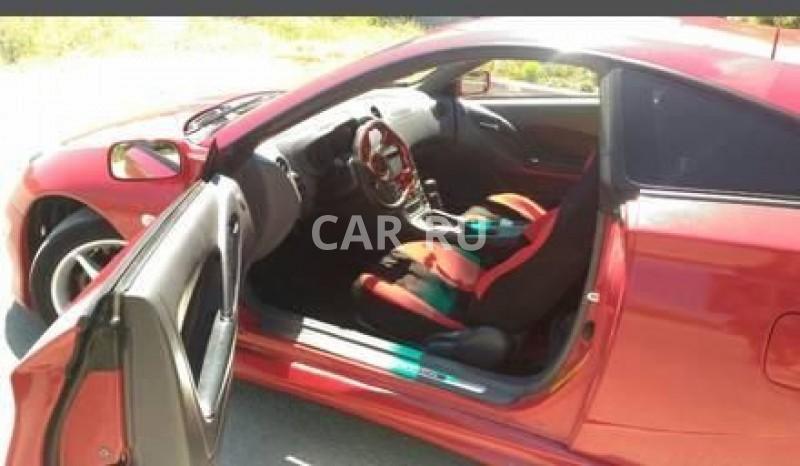 Toyota Celica, Анапа
