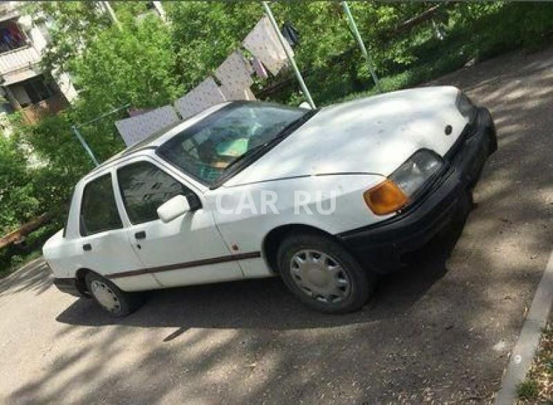Ford Sierra, Астрахань