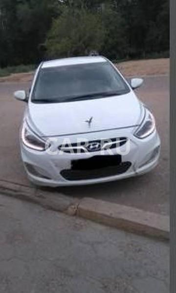 Hyundai Solaris, Астрахань