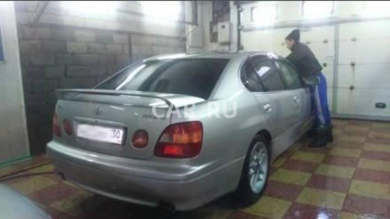 Toyota Aristo, Астрахань