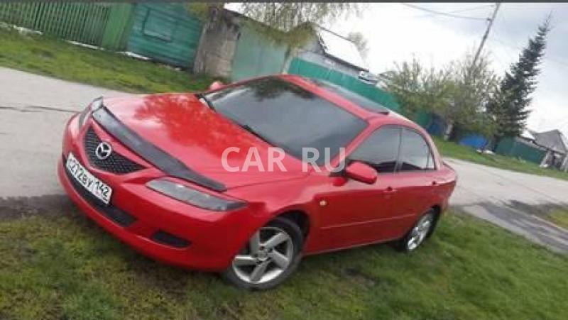 Mazda 6, Бачатский