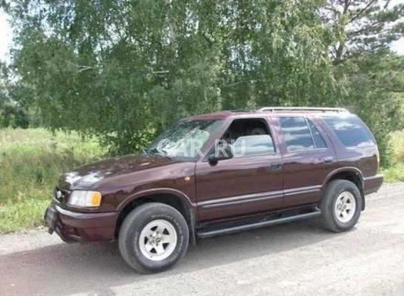 Chevrolet Blazer, Анжеро-Судженск