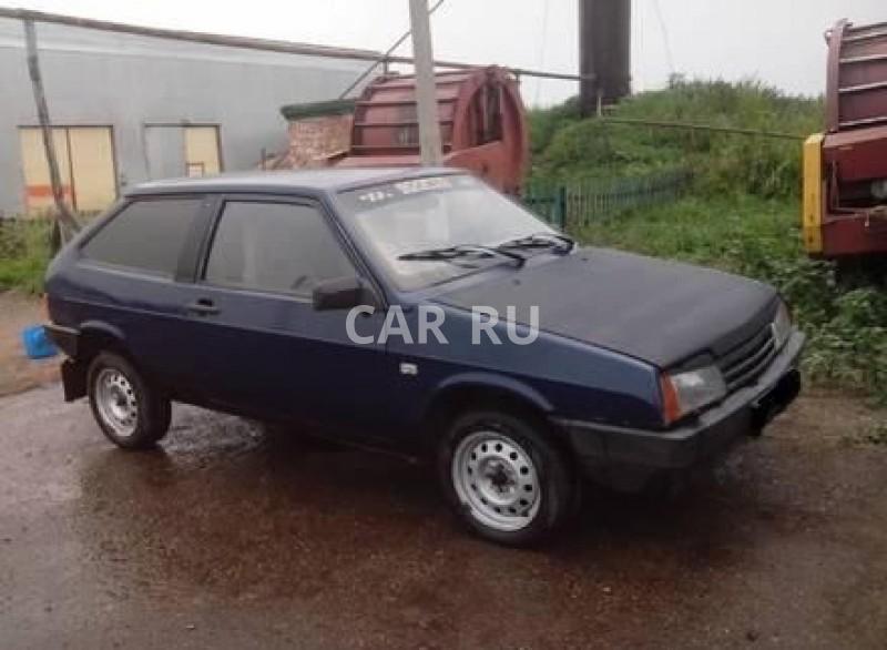 Лада 2108, Алексеевское