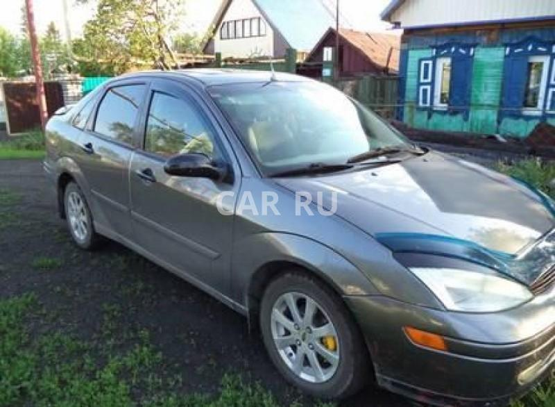 Ford Focus, Барабинск