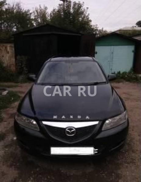 Mazda Atenza, Белово