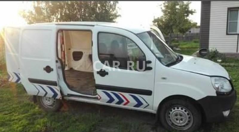 Fiat Doblo, Барнаул