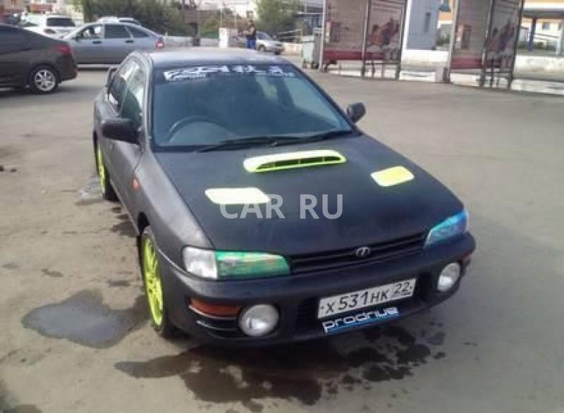 Subaru Impreza WRX, Барнаул