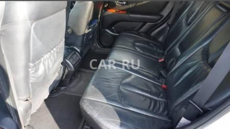 Lexus RX, Алейск