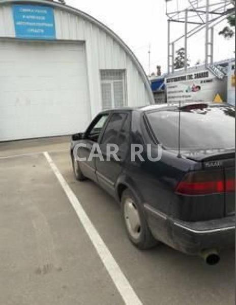 Saab 9000, Ангарск