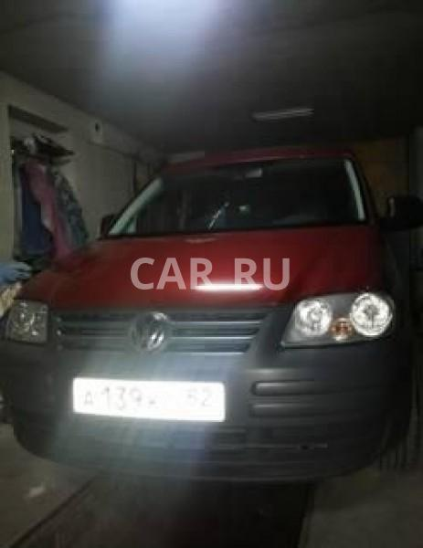 Volkswagen Caddy, Бахчисарай