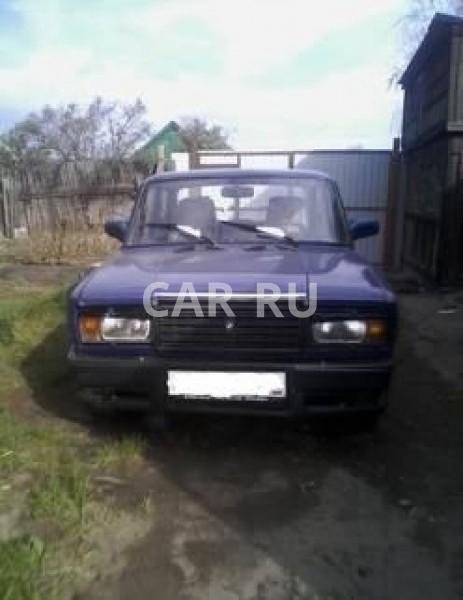 Lada 2107, Бай-Хаак