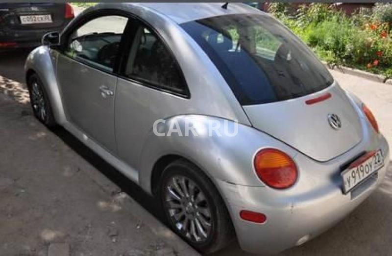 Volkswagen Beetle, Барнаул