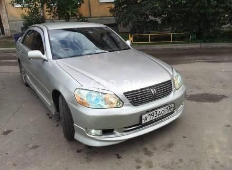 Toyota Mark II, Ангарск