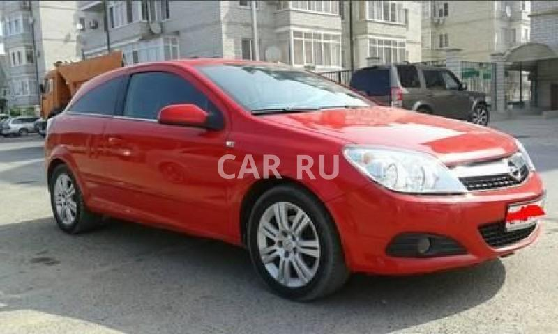 Opel Astra GTC, Анапа