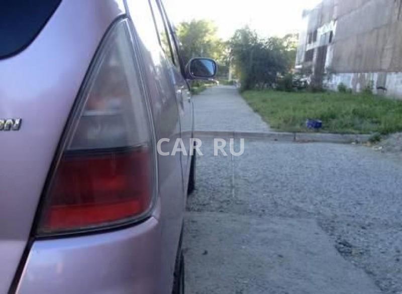 Suzuki MR Wagon, Барнаул