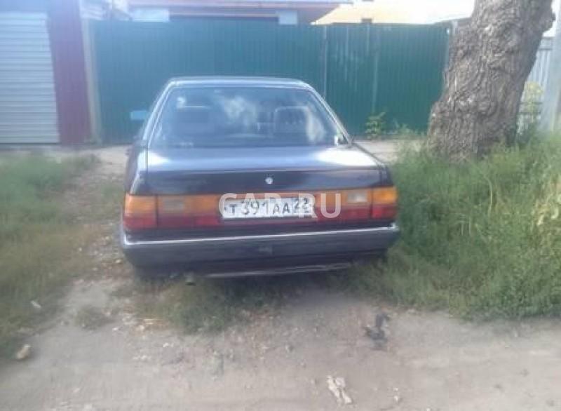 Audi 100, Барнаул