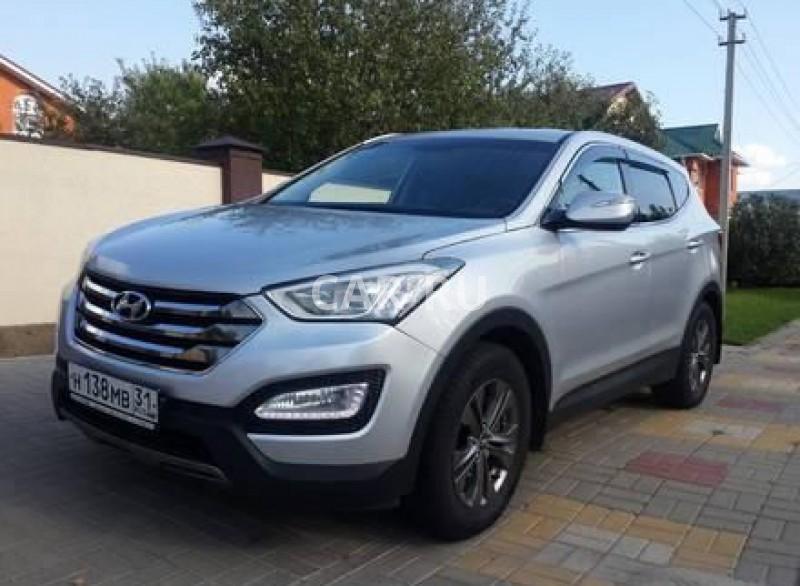 Hyundai Santa Fe, Белгород