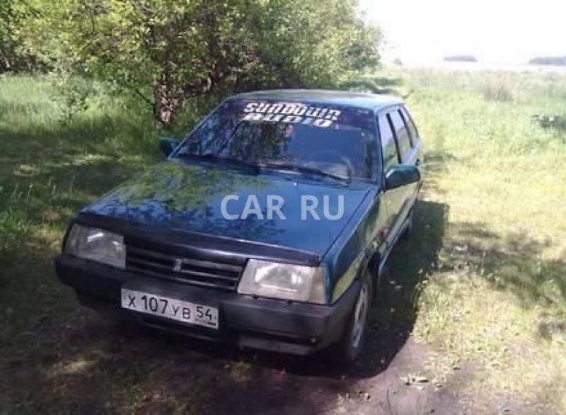 Lada 2109, Барабинск