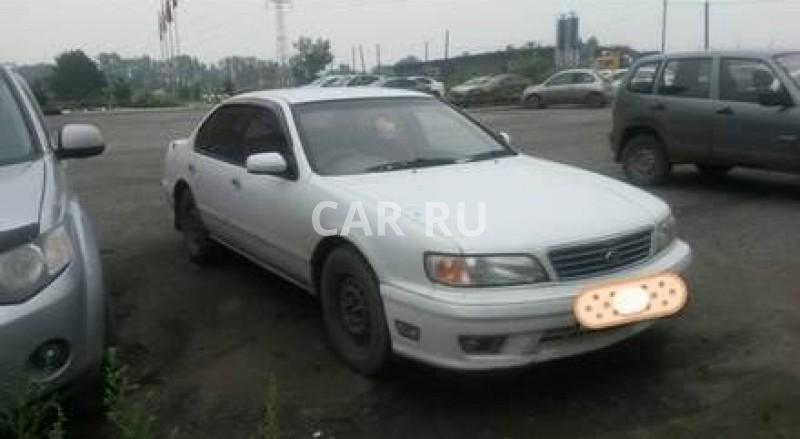 Nissan Cefiro, Белово